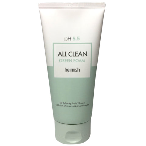 HEIMISH ALL CLEAN PH 5.5 GREEN FOAM CLEANSER