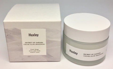 Huxley Secret of Sahara Cream ; Glow Awakening