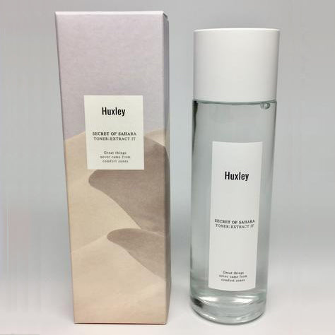 Huxley Secret of Sahara Toner ; Extract it