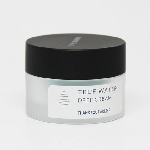 THANK YOU FARMER True Water Deep Cream (Deluxe Mini Size)