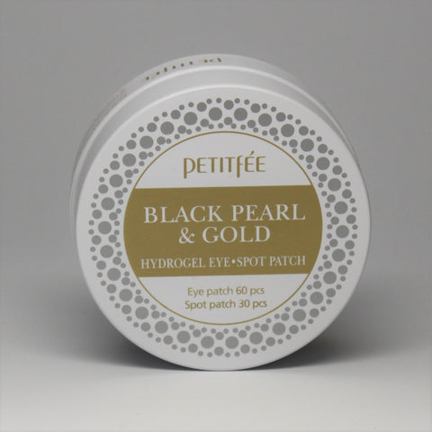 PETITFEE BLACK PEARL & GOLD HYDROGEL EYE & SPOT PATCH