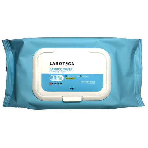 LEADERS LABOTICA BAMBOO WATER CLEANSING TISSUE