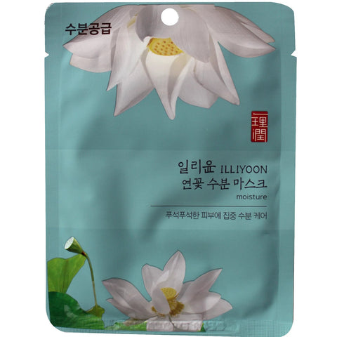 illiyoon Sheet Mask (Lotus - Moisture)