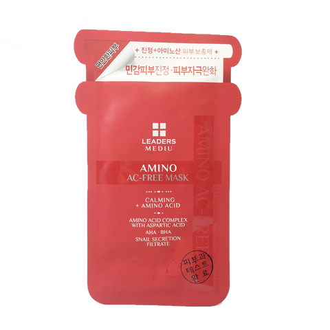 Leaders Amino AC-Free Moisture Sheet Mask