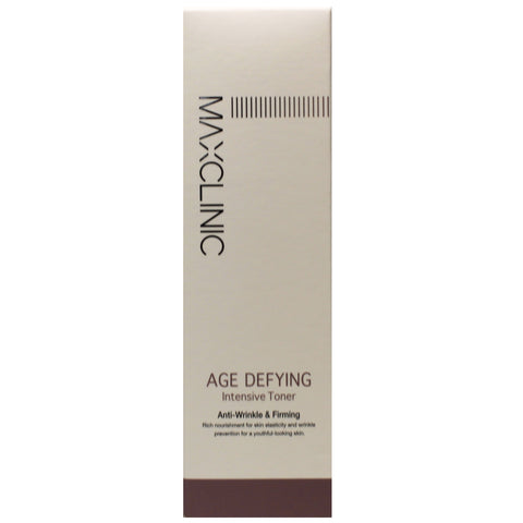 MAXCLINIC AGE DEFYING INTENSIVE TONER