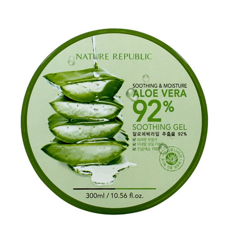 Nature Republic 92% Aloe Vera Soothing Gel