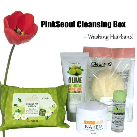 PinkSeoul Cleansing Box with Free Gift