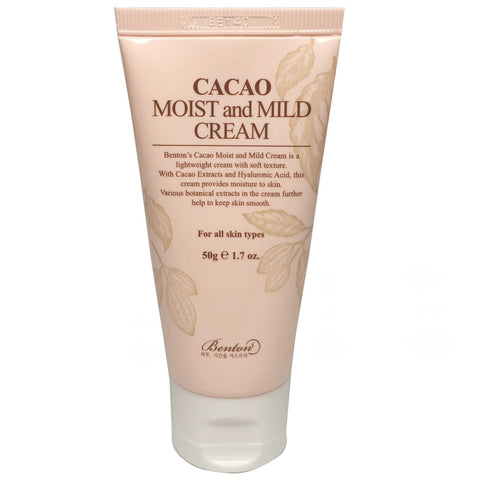 Benton Cacao Moist and Mild Cream