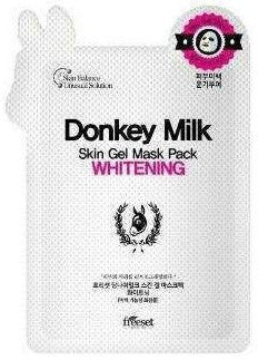 Freeset Donkey Milk Skin Gel Mask (Whitening)