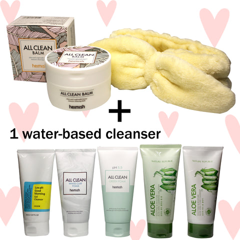 PinkSeoul Double Cleansing Box