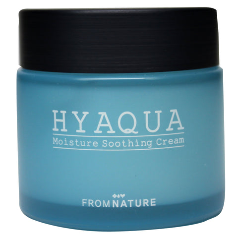 FROM NATURE HYAQUA MOISTURE SOOTHING CREAM