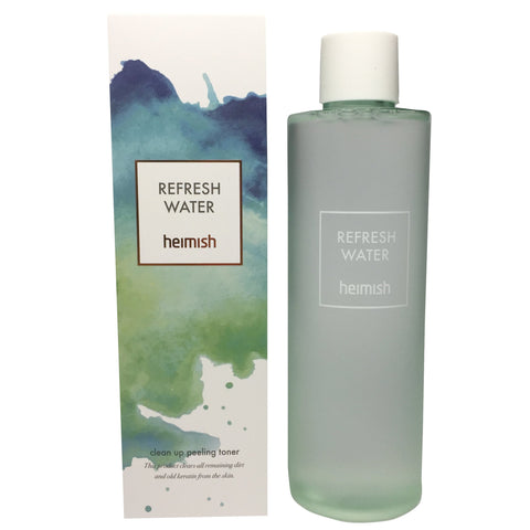 HEIMISH REFRESH WATER CLEAN UP PEELING TONER
