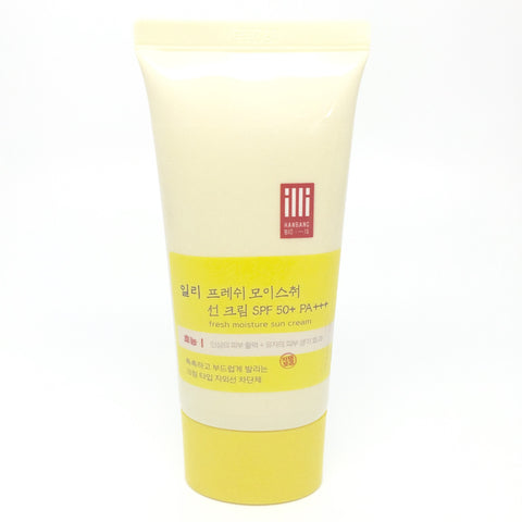 illi Fresh Moisture Sun Cream