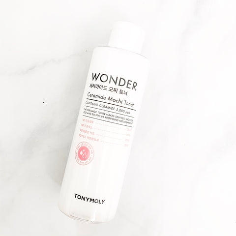 TONY MOLY WONDER CERAMIDE MOCHI TONER (200ml)