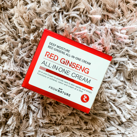 FROM NATURE RED GINSENG ALL-IN-ONE CREAM