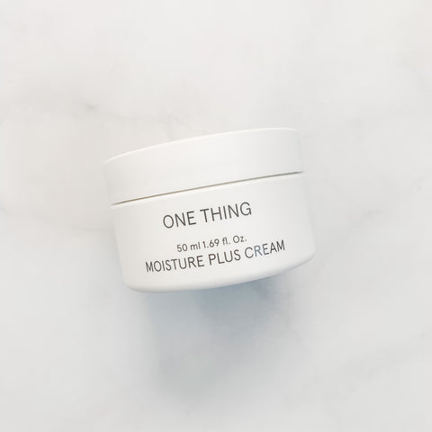 ONE THING MOISTURE PLUS CREAM