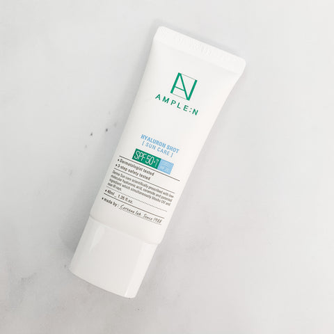 AMPLE:N Hyaluron Shot Sun Care SPF50+/PA++++