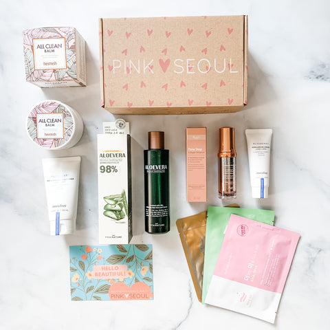 K-Beauty Starter Kit - Combination/Normal Skin