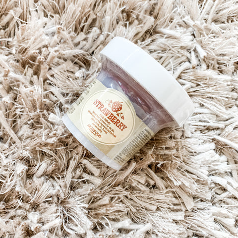 Skinfood Black Sugar Strawberry Wash-off Mask