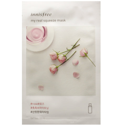 INNISFREE MASK - ROSE