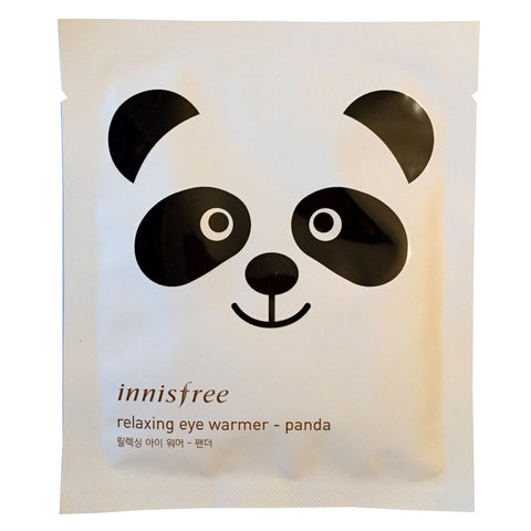INNISFREE RELAXING EYE WARMER - PANDA