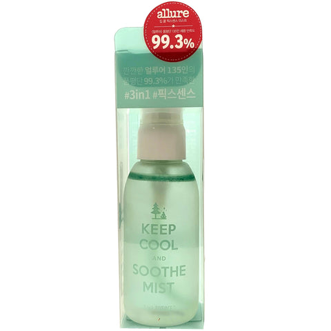 KEEP COOL SOOTHE FIXENCE MIST