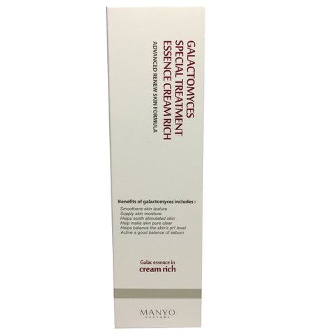 MANYO FACTORY GALACTOMYCES SPECIAL TREATMENT ESSENCE CREAM RICH