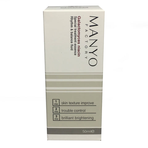 MANYO FACTORY GALACTOMYCES NIACIN SPECIAL TREATMENT ESSENCE