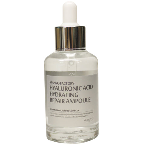 MANYO FACTORY HYALURONIC ACID HYDRATING REPAIR AMPOULE