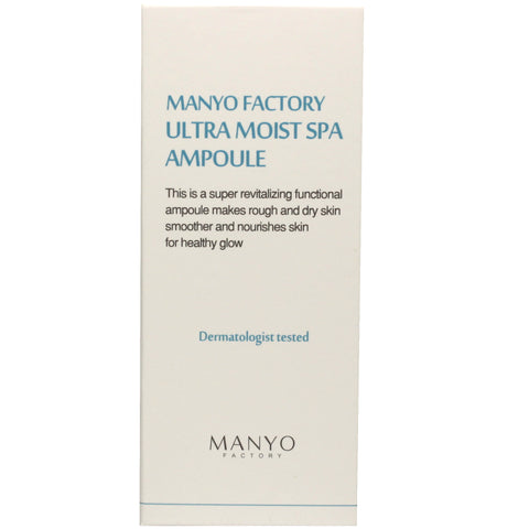 MANYO FACTORY ULTRA MOIST SPA AMPOULE