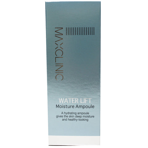 MAXCLINIC WATER LIFT MOISTURE AMPOULE