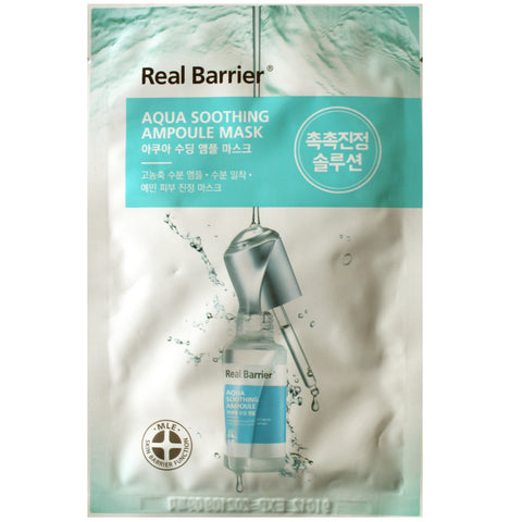REAL BARRIER AQUA MASK SOOTHING AMPOULE