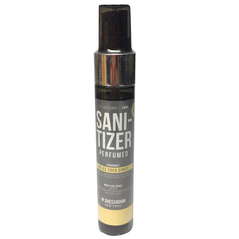 W. DRESSROOM NEW YORK SANITIZER PERFUMED (VARIOUS)