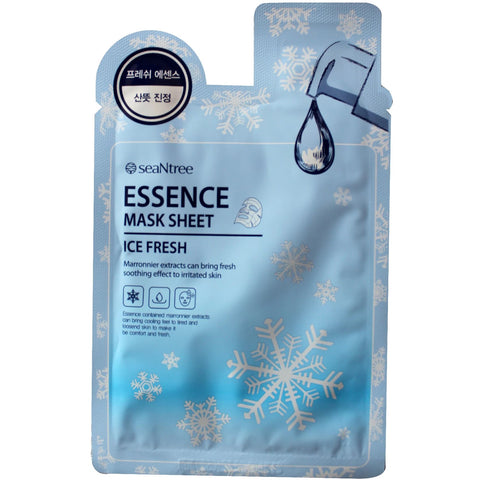 SEANTREE ESSENCE MASK SHEET - ICE FRESH