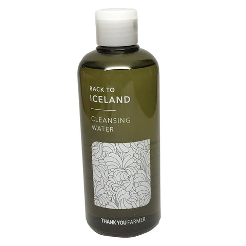 Thank you farmer Back to Iceland Cleansing Water (Two Sizes)