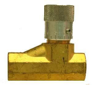BRASS FLOW CONTROL NEEDLE & CHECK VALVES