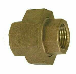 SCH 80 EXTRA HEAVY BRONZE FITTINGS