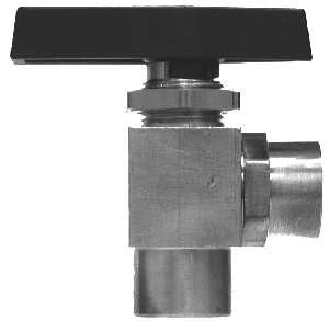 INDUSTRIAL INSTRUMENTATION BRASS BALL VALVES