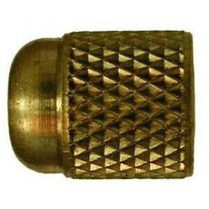 0.62 Hex Midland 10-030 Brass SAE 45 Degree Flare Long Forged Nut 3//8 UNF Thread Size 1.06 Length
