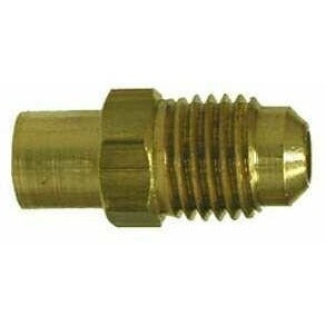 Brass Solder Fitting Union - Flare To Swt Union