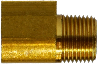 Brass 90 Degree Inverted Flare Elbow
