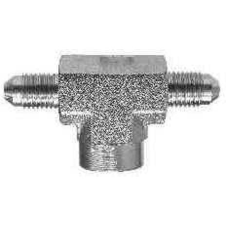 STEEL JIC 37 DEGREE FLARE HYDRAULIC ADAPTERS - SHAPES