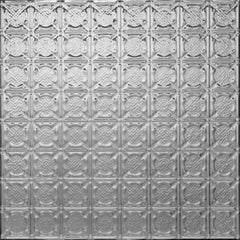 "Tin Ceiling Tile - 24""x24"" - #0302 - Designer Ceiling Tiles"