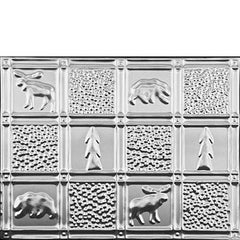 Aluminum Backsplash Tile #0512 - Designer Ceiling Tiles