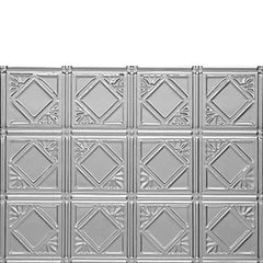 Aluminum Backsplash Tile #0603 - Designer Ceiling Tiles