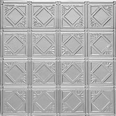 "Tin Ceiling Tile - 24""x24"" - #0603 - Designer Ceiling Tiles"