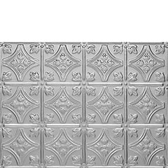 Aluminum Backsplash Tile #0604 - Designer Ceiling Tiles