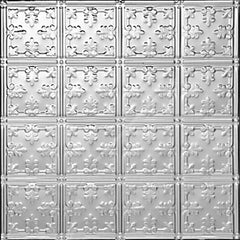 "Tin Ceiling Tile - 24""x24"" - #0605 - Designer Ceiling Tiles"