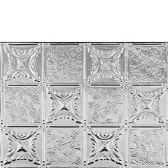 Aluminum Backsplash Tile #0610 - Designer Ceiling Tiles