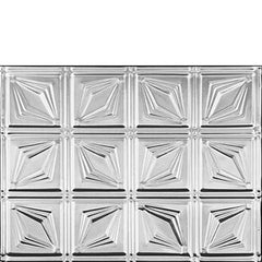 Aluminum Backsplash Tile #0611 - Designer Ceiling Tiles